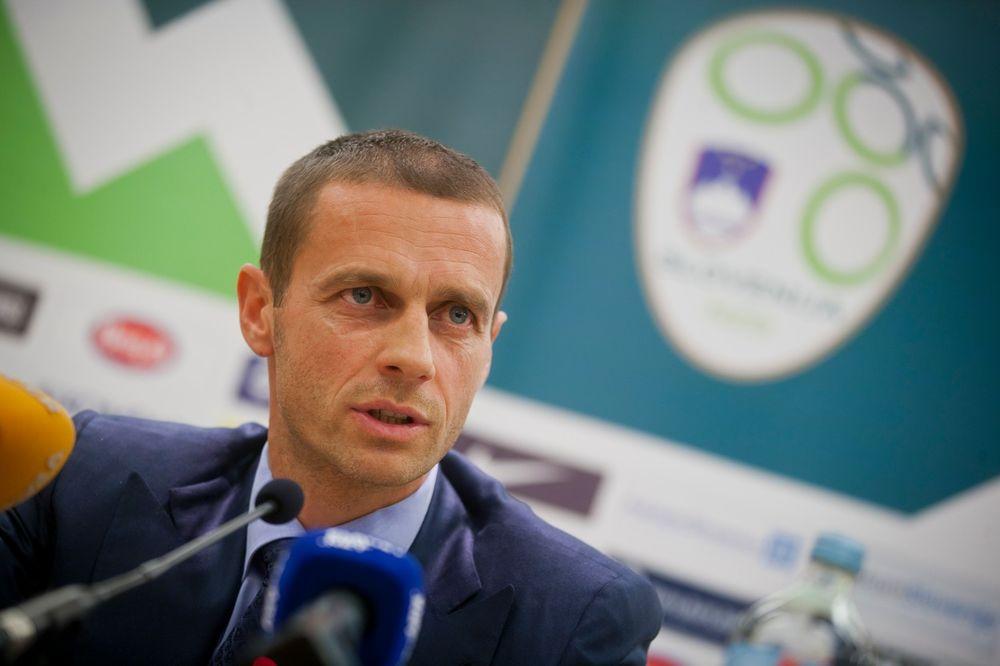 BIRA SE NASLEDNIK MIŠELA PLATINIJA: Slovenac Čeferin favorit za predsednika UEFA
