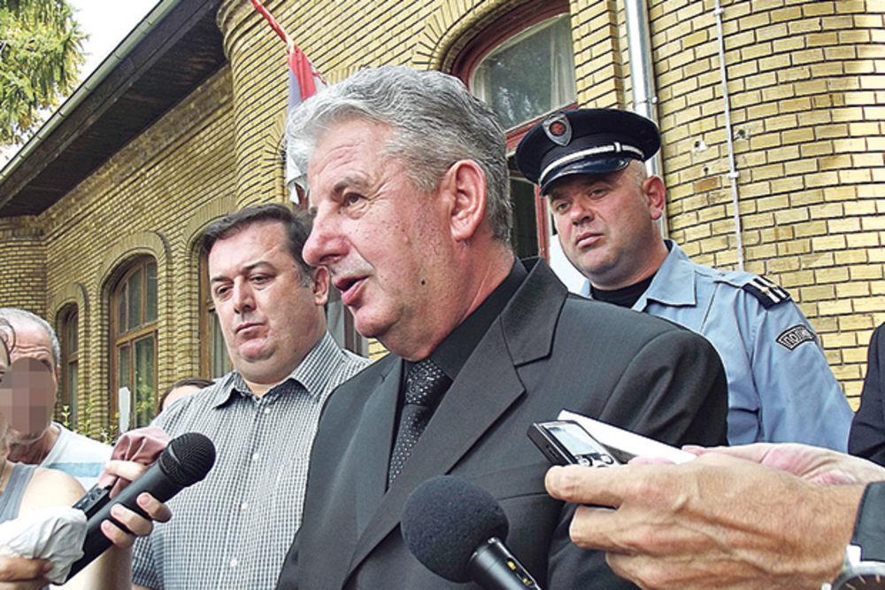 RAZVRAT U POLICIJI: Mucalj lično birao devojke za Veljovića