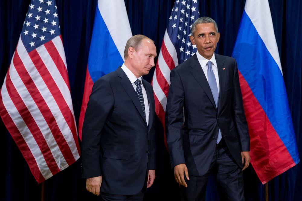 PRVI SASTANAK POSLE 10 MESECI: Putin i Obama razgovaraće o Siriji u Pekingu na samitu G20