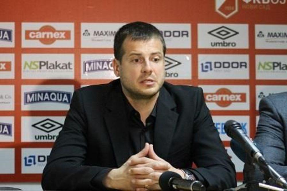 Lalatović: Teško je pričati o prolasku dalje, ali fudbal je čudna igra