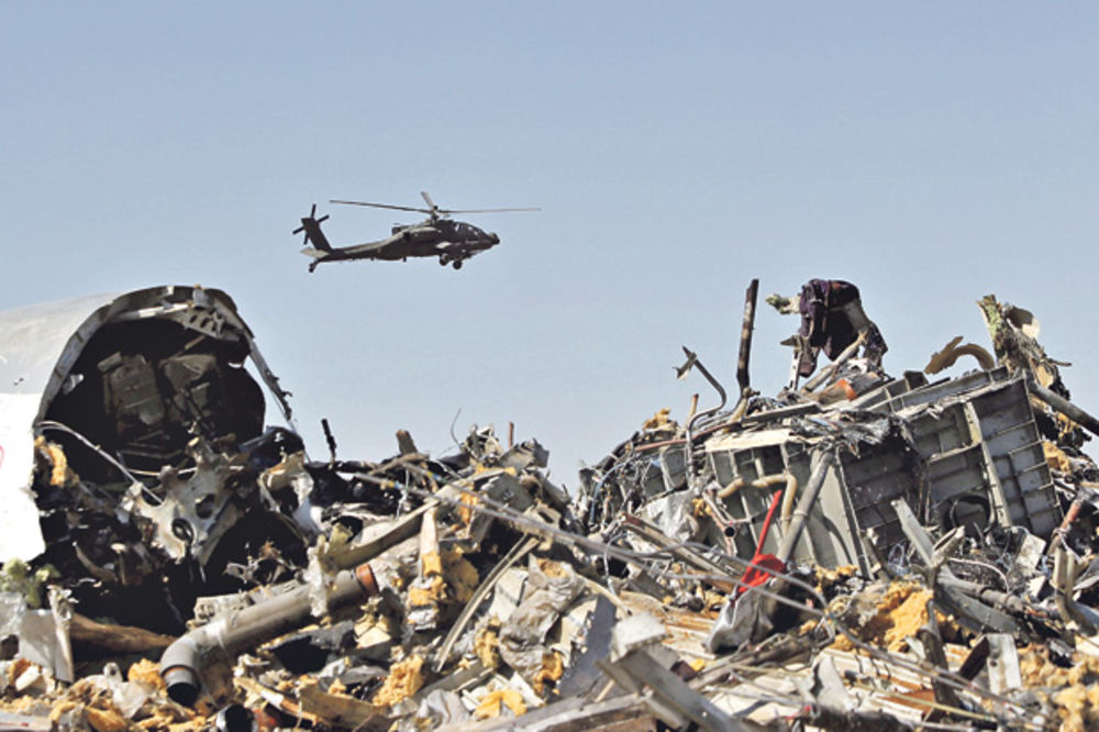 OSVETA: Ubijen sinajski džihadista koji je srušio ruski avion!