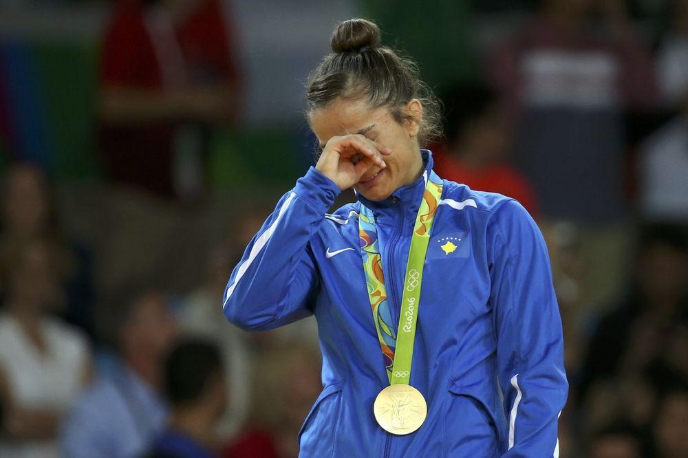 OLIMPIJSKI SKANDAL: Zlatna džudistkinja sa Kosova odbila doping kontrolu!