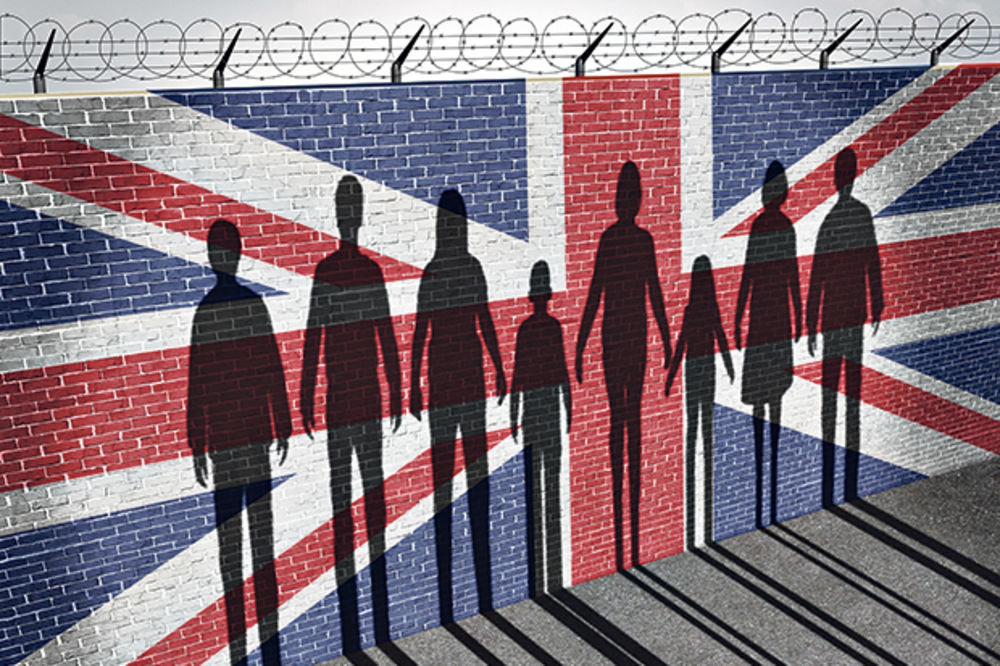 Tramplend u Starom svetu - zašto su migranti žrtveni jarci?