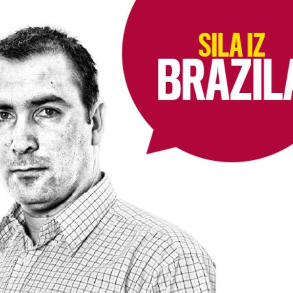 SILA IZ BRAZILA: Rio je istorijski uspeh Srbije