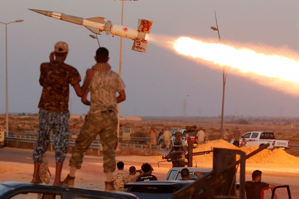 USPEH LIBIJSKIH SNAGA: Zauzeli uporište Islamske države u Sirtu