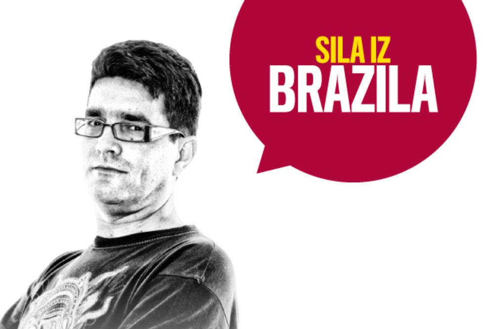 SILA IZ BRAZILA: Kad majmunčići pevaju ko ptice