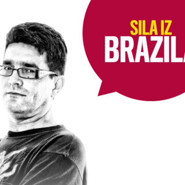 SILA IZ BRAZILA: Okean lakši za bar kilo soli