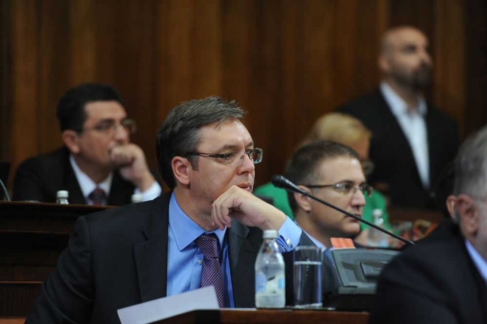 ZAVRŠENA RASPRAVA Izglasana nova vlada, ministri položili zakletvu