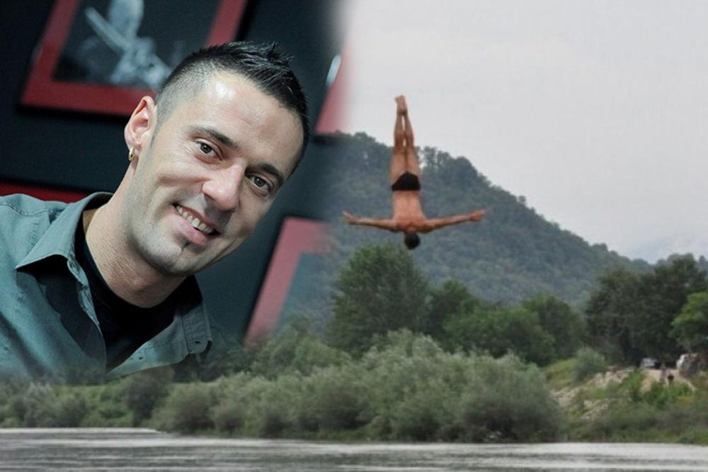 KAKVI BOLESNICI: Manijaci se naslađuju nad fotografijama leša slovenačkog skakača Andreja Beuca!