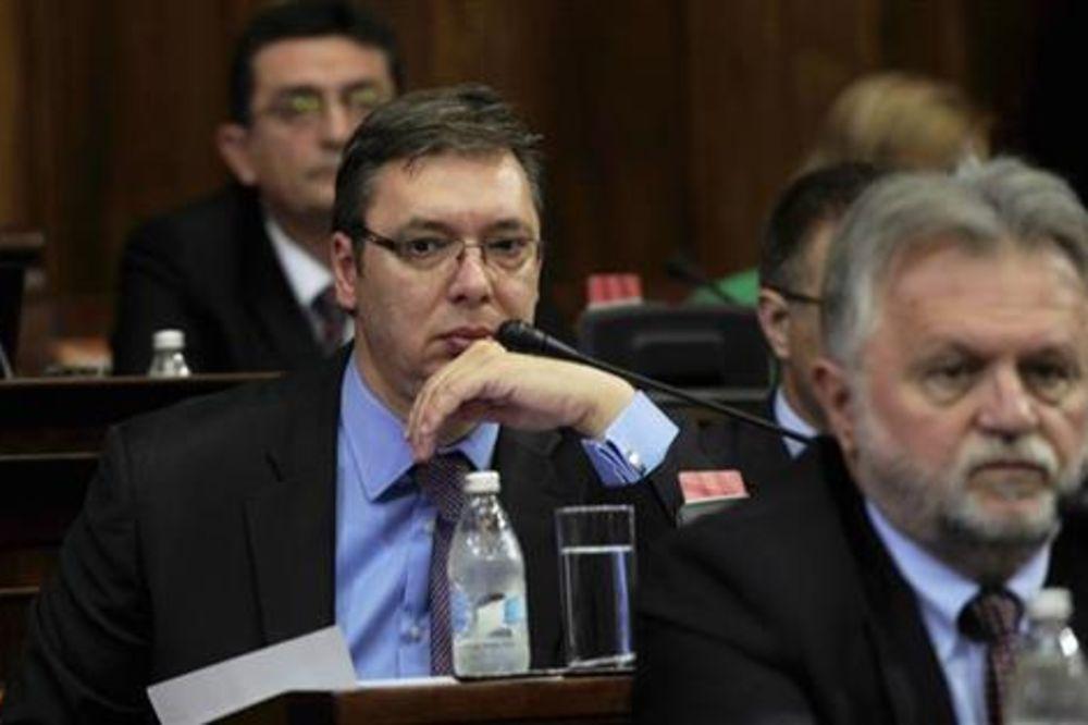 Vučić: Trenutna politika prema Kosovu i Metohiji je najbolja politika koju je moguće voditi