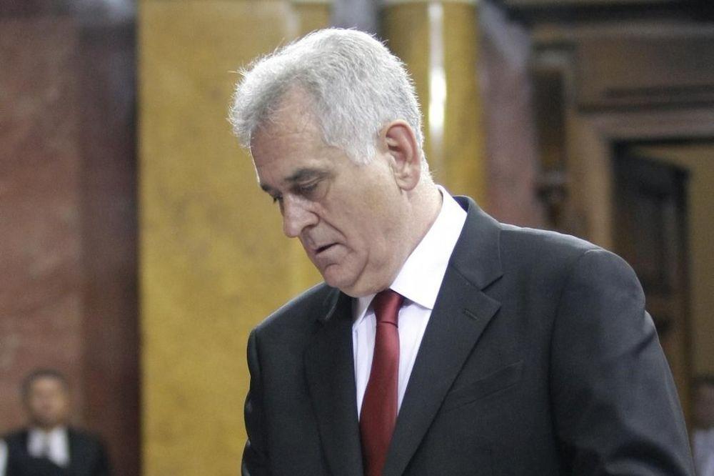 NIKOLIĆ VEČERAS U SKUPŠTINI: Predsednik prisustvuje polaganju zakletve ministara