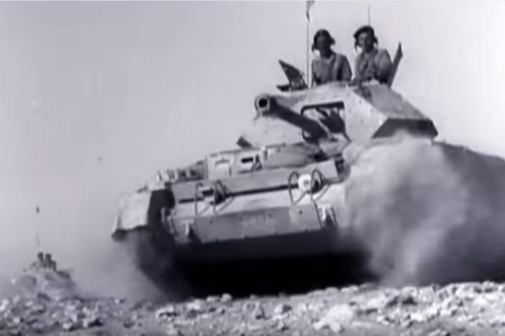 SADA I HITLER POMAŽE ID: Džihadisti po Egiptu traže nemačke bombe i mine iz Drugog svetskog rata