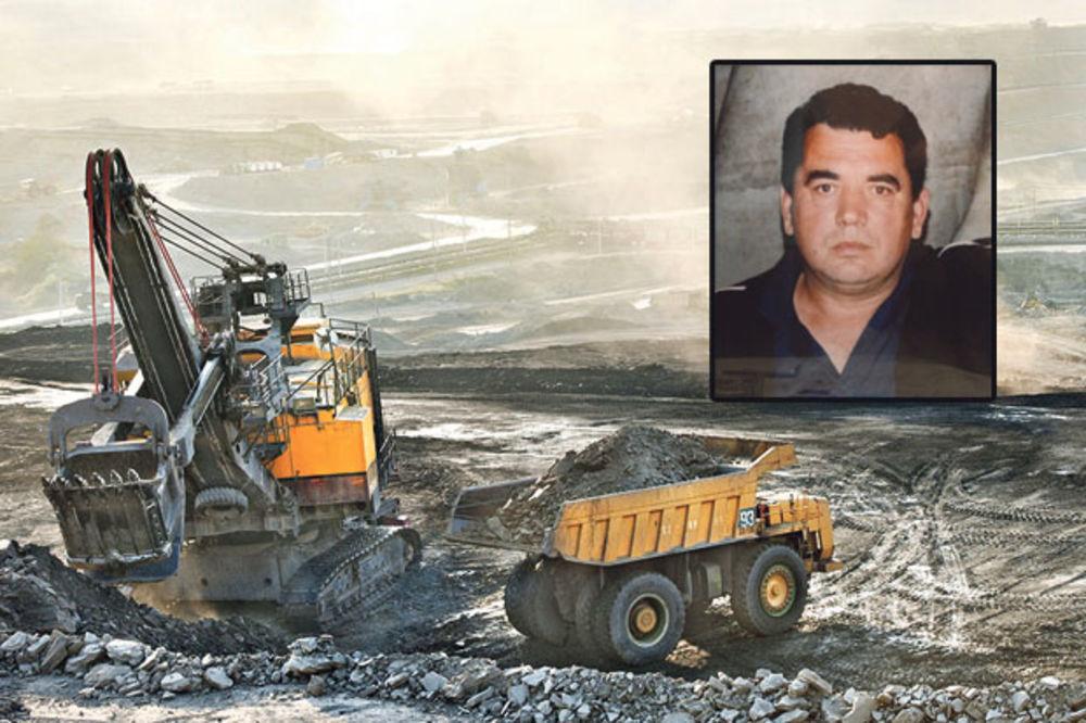 RADNIKA ZGNJEČIO BAGER: Poginuo dok je zatvarao ventil od pumpe