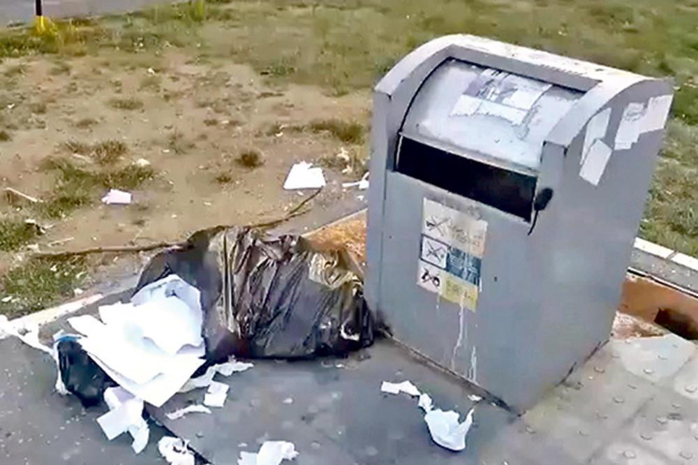EPILOG: Banka na sudu zbog bacanja fajlova u đubre
