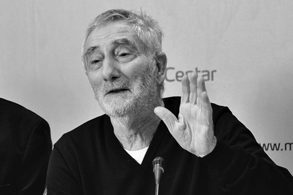 OPROŠTAJ OD VELIKANA: Slikar Ljubomir Ljuba Popović sahranjen u Valjevu
