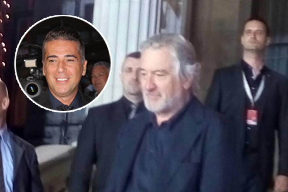 (KURIR TV) Željko Joksimović na 22. Sarajevo Film Festivalu: Moj brat Robert De Niro je stigao!