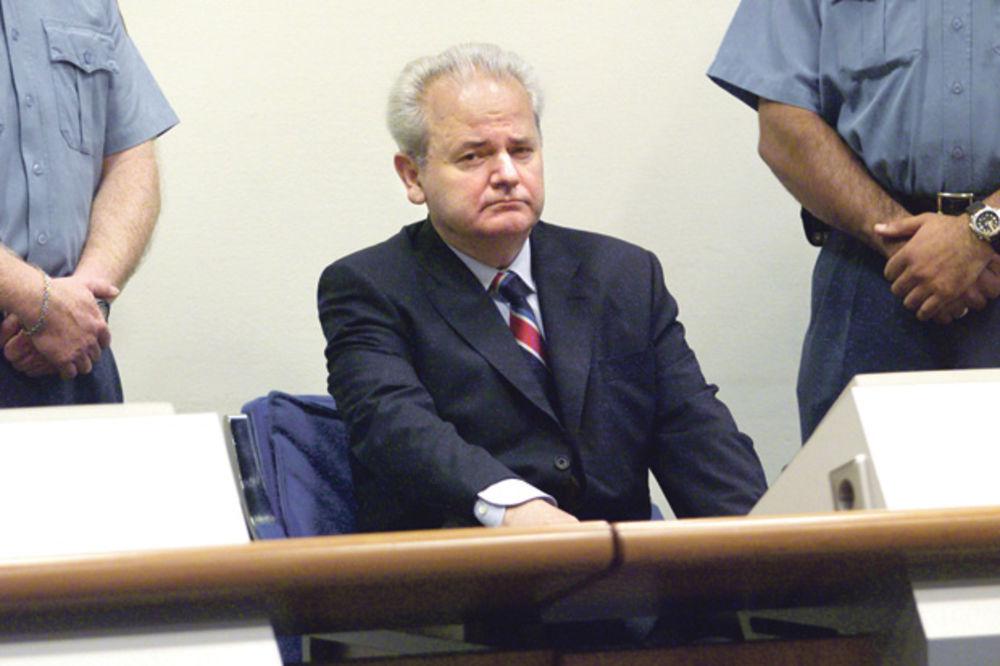 HAG KONAČNO PRIZNAO: Slobodan Milošević nije kriv za ratne zločine!