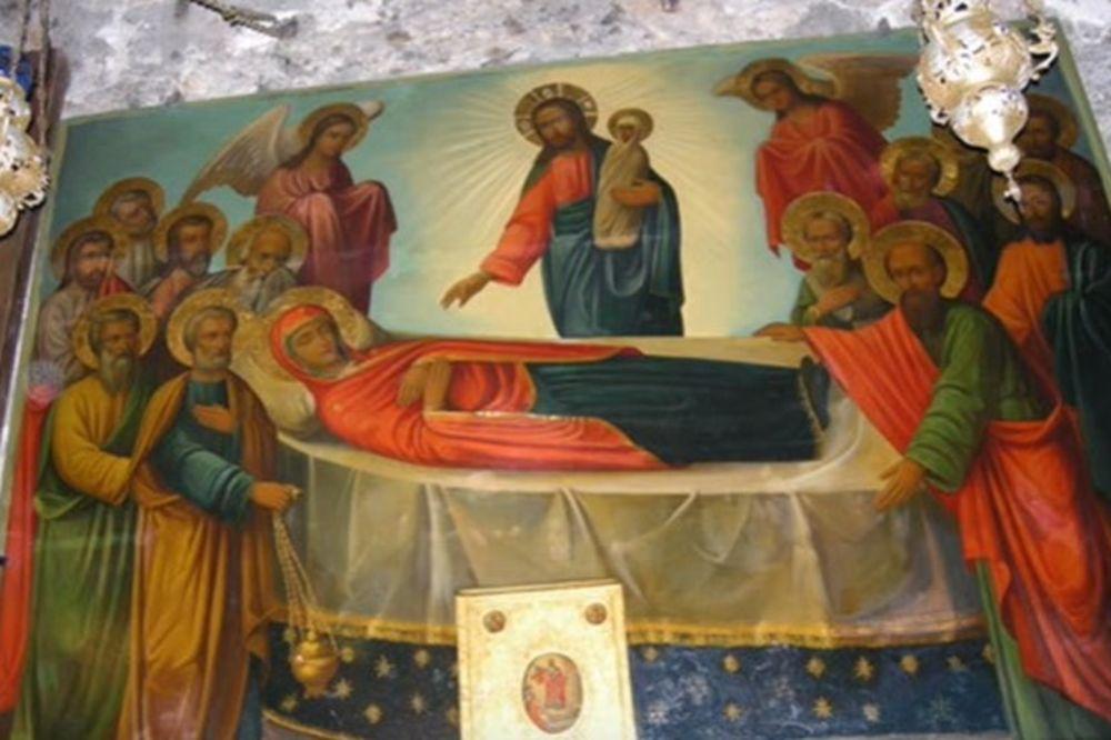U SLAVU USPENJA BOGORODICE NA NEBO: Sutra počinje Velikogospojinski post