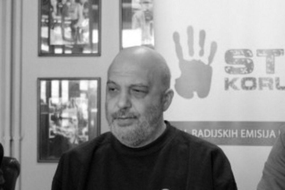 Preminuo novinar Zoran B. Nikolić