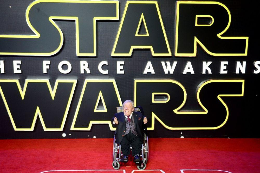 PREMINUO GLUMAC KENI BEJKER: Pamtićemo ga po ulozi robota R2 D2 iz Ratova zvezda