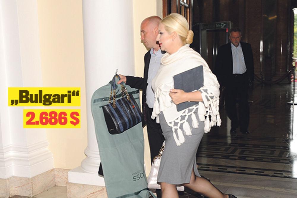 TORBARKE VOLE LUKSUZ: Zorana i Dragica spiskale 20.000 dolara na tašne!