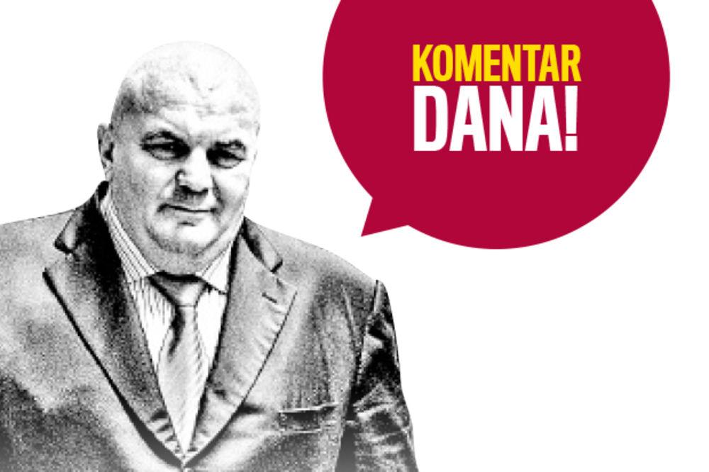 DRAGAN MARKOVIĆ PALMA: Tužiti Hag za ubistvo Miloševića