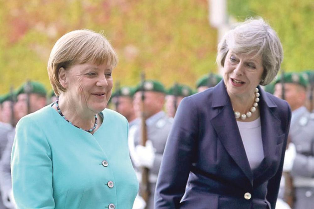 Angela Merkel može da podučava Mejovu o realnoj politici prema Kini