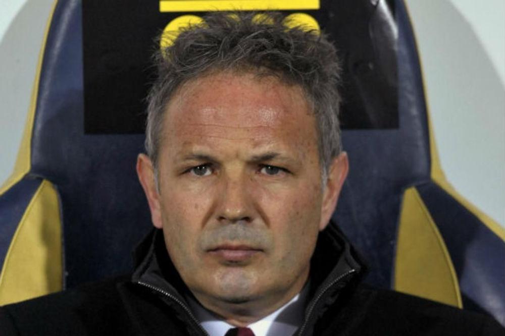 MIHAJLOVIĆ UOČI DUELA SA BIVŠIM KLUBOM: Ne tražim osvetu protiv Milana