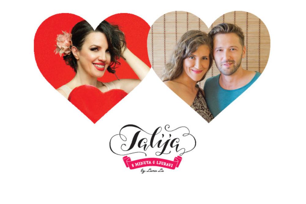 TALIJA - 8 MINUTA O LJUBAVI: Ples kao terapija - naučite osnovne korake kizombe