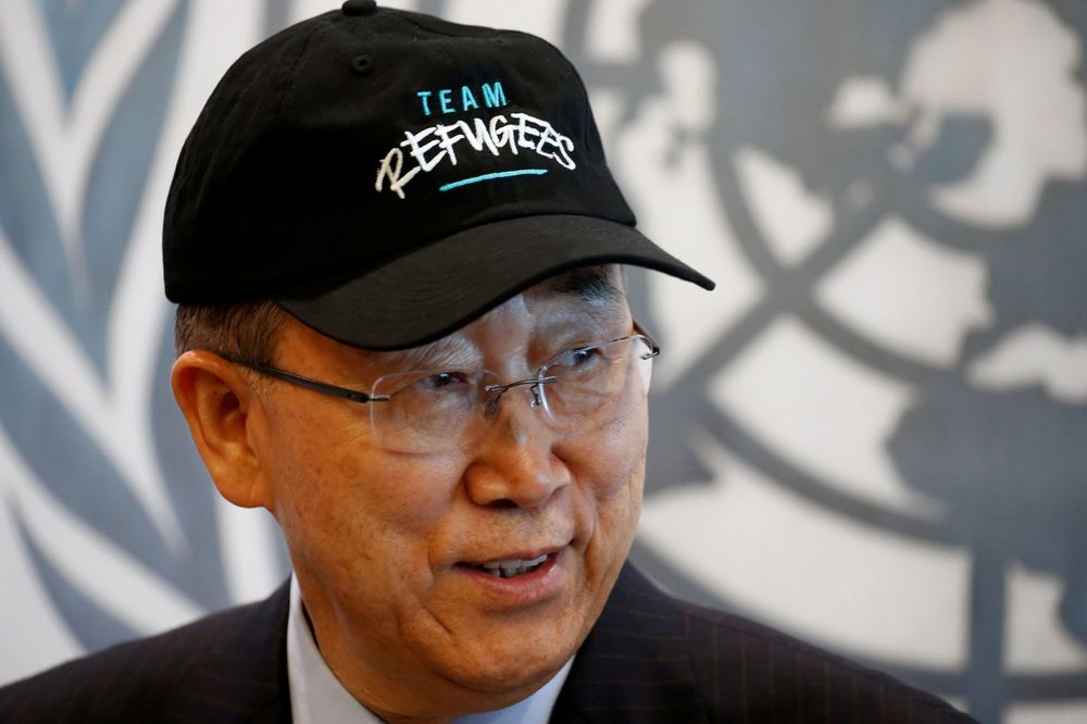 IMA JEDNU ŽELJU: Ban Ki-mun želi da na čelo UN dođe žena