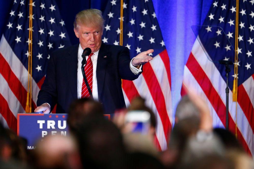 Donald Tramp, Foto: Reuters