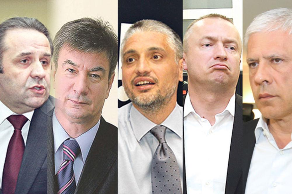 REAGOVANJE Evo šta neki ministri i lideri partija misle o podizanju spomenika Miloševiću