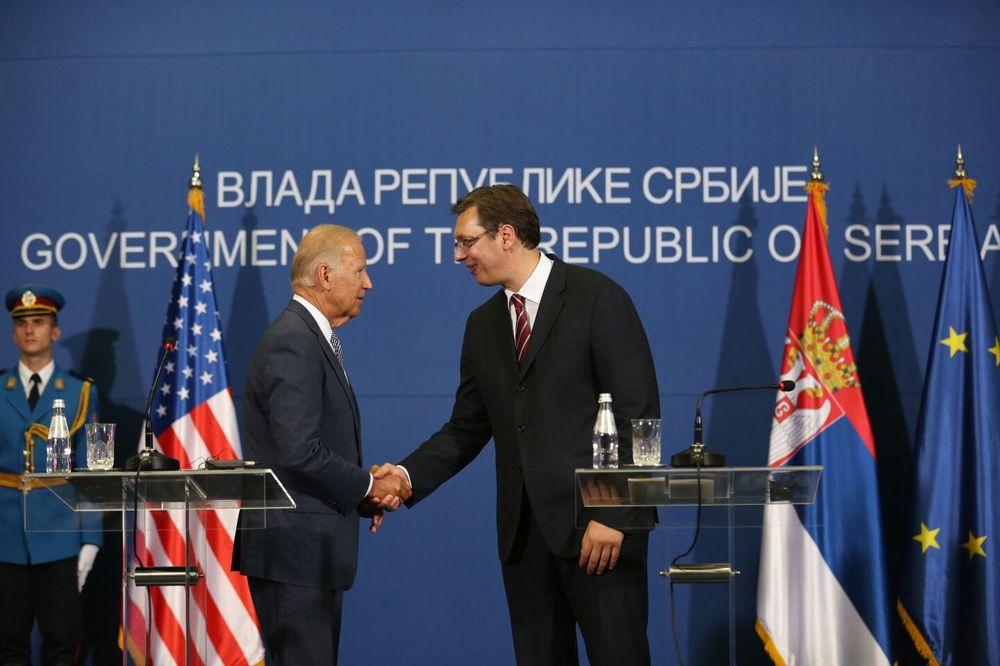 DELIĆ: Amerika prepoznala Srbiju kao saučesnika u miru