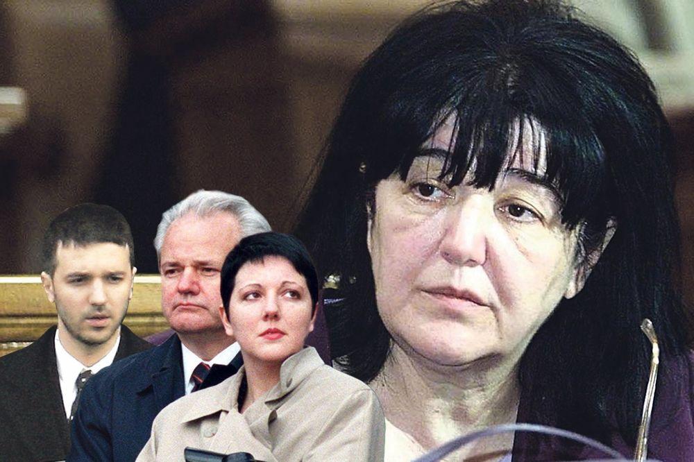 EKSKLUZIVNO MIRA MARKOVIĆ ZA KURIR: SPS je izdao Slobodana!