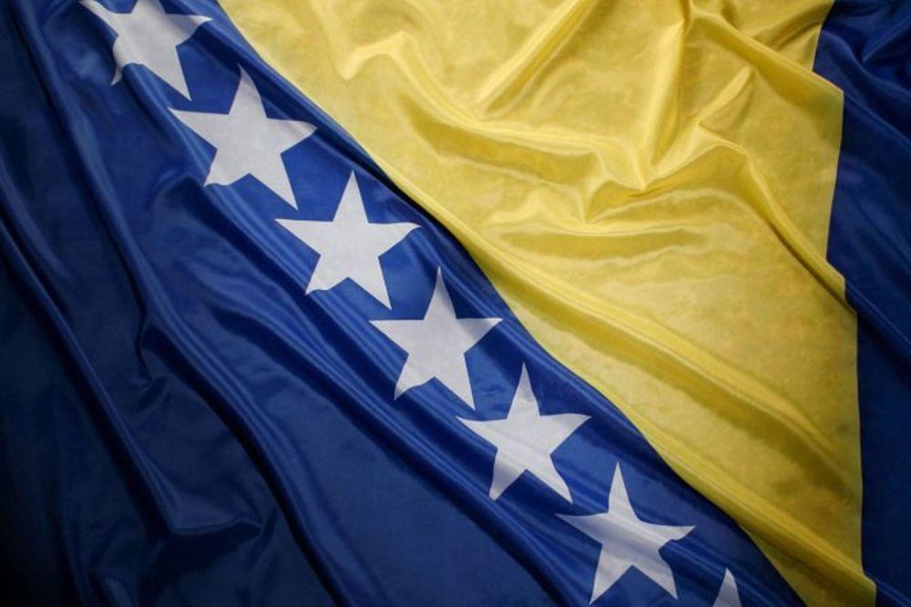 (FOTO) OVO SU TOP 10 ZASTAVA: Bosanska proglašena jednom od najlepših na svetu!