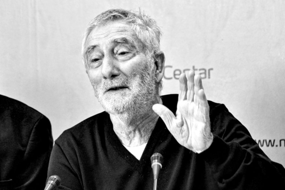 OPROŠTAJ OD SLIKARA LJUBE POPOVIĆA: Ostali smo bez velikog Srbina i građanina sveta