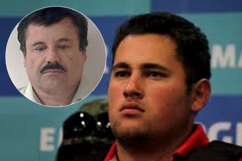 (VIDEO) RAT KRALJEVA KOKAINA: Rivalski narko-kartel oteli El Čapovog sina iz restorana u Meksiku