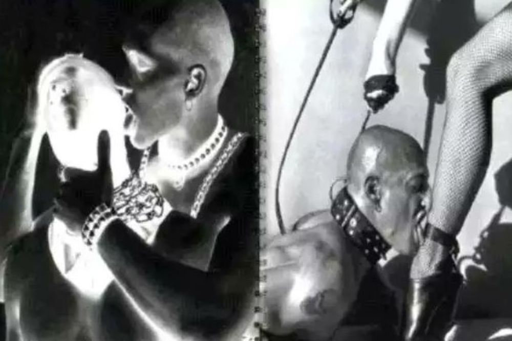 (FOTO 18+) NAJKONTROVERZNIJA KNJIGA IKADA: Poznata pevačica na slikama izgleda kao porno zvezda