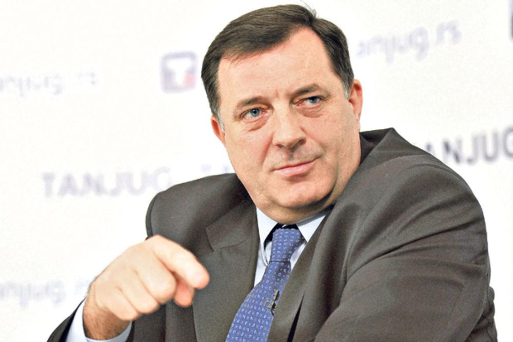 DODIK ODLUČAN: Referendum o Danu Republike Srpske je pravo RS
