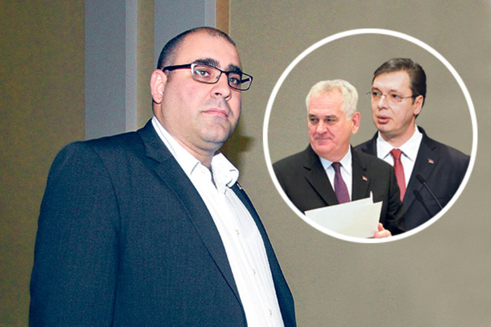OTROVNIJI OD OPOZICIJE: Vladimir Đukanović napao Vučića i Nikolića
