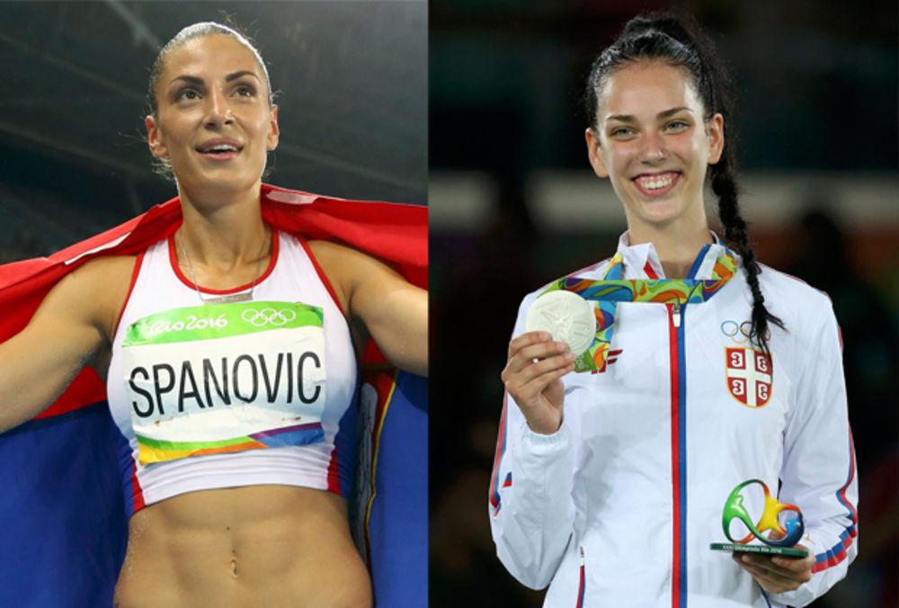KAKAV DAN, STRAŠAN DAN: Tijana i Ivana donele medalje Srbiji, košarkaši preko Hrvata do polufinala