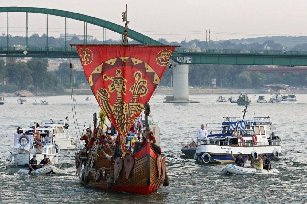 U SUBOTU NA SAVSKOJ PROMENADI: Održava se 12. Karneval brodova