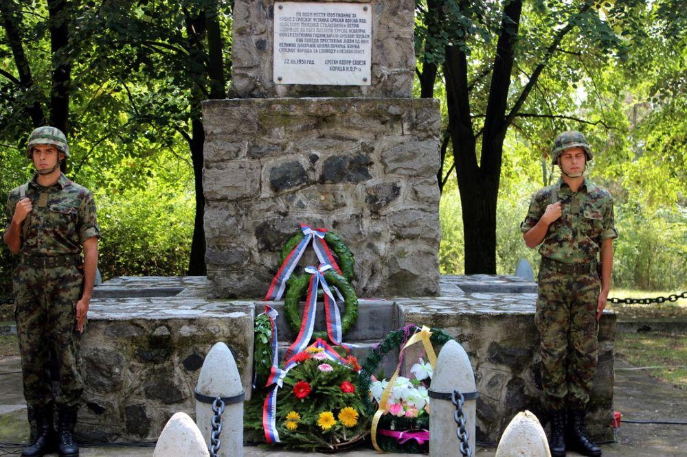 SEĆANJE NA SRPSKE JUNAKE USTANIKE: Obeležena 211. godišnjica boja na Ivankovcu