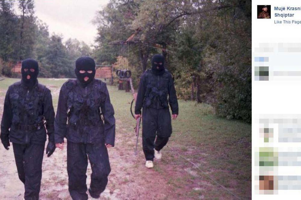 OVK DIŽE TENZIJE U REGIONU Albanski teroristi prete Srbima: 21-og očekujte bombu!