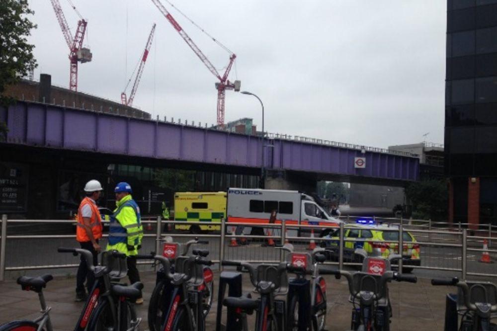 PANIKA U LONDONU: Evakuisane kancelarije BBC zbog sumnjivog vozila
