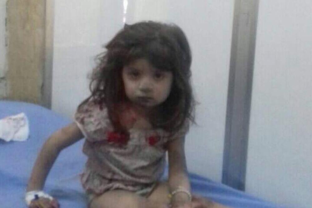 POVLAŠĆENI I U RATU: O sirijskom dečaku svi govore, a o ovoj devojčici niko