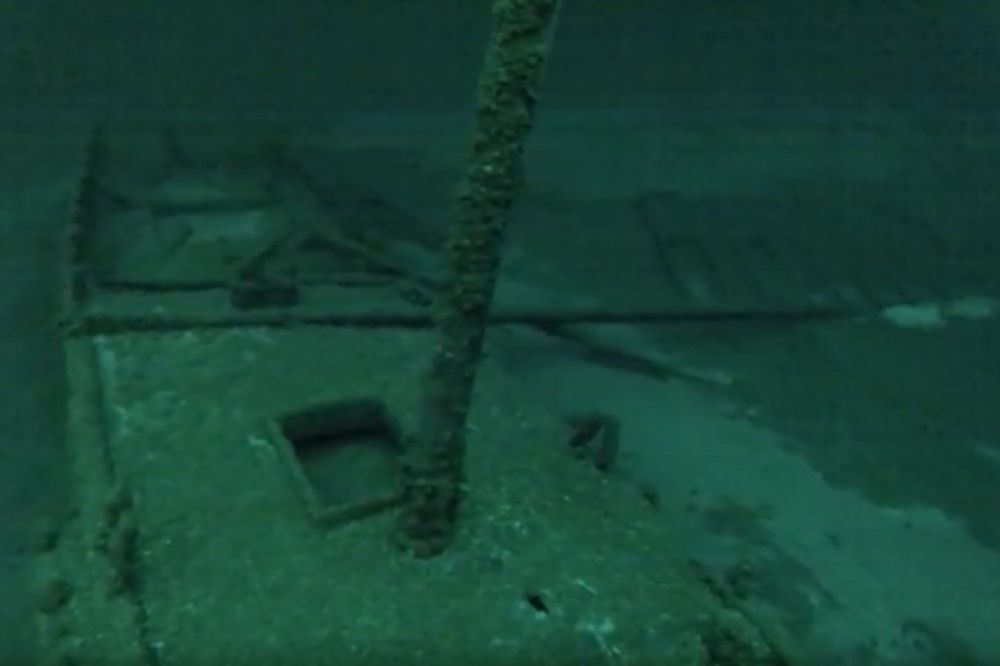 NA DNU JEZERA: Pronađen brod iz 18. veka u izuzetno očuvanom stanju
