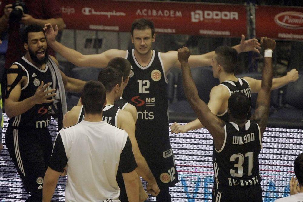 FIBA PRIHVATILA ZAHTEV IZ HUMSKE: Košarkaši Partizana zvanično u Ligi šampiona
