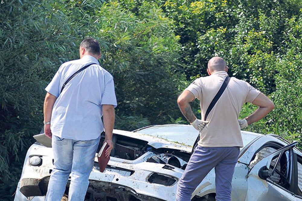 TRAGEDIJA: Pijan sleteo automobilom s puta, otac mu poginuo, ćerka preživela