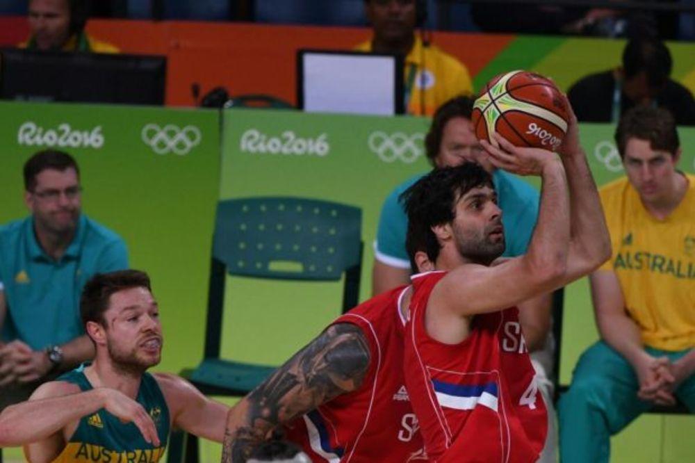 (VIDEO) DAJTE DRIM TIM DA SE IGRAMO: Srbija rasturila Australiju, protiv Amerike za zlato na OI